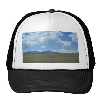Colorado Skies over Mountains Mesh Hat