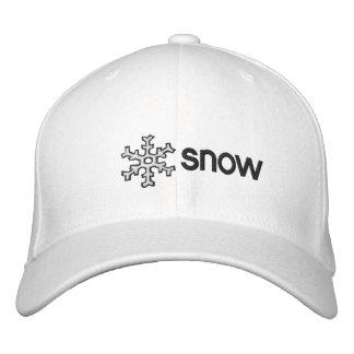 Colorado Snow Embroidered Baseball Caps