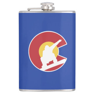 Colorado Snowboard Flasks