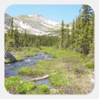 Colorado Splendor Scenic Sticker