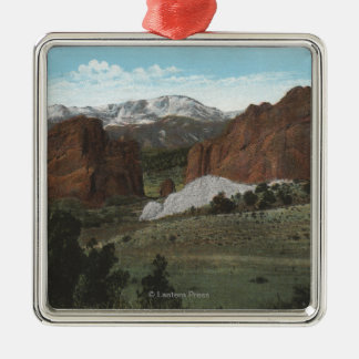 Colorado Springs, Colorado 3 Christmas Ornament