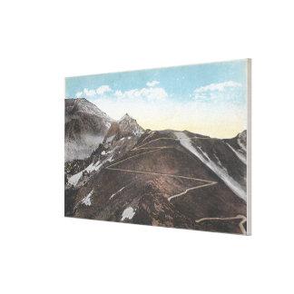 Colorado Springs, Colorado 4 Canvas Print