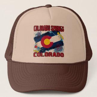 Colorado Springs, Colorado Trucker Hat