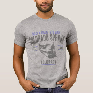 Colorado Springs T-Shirt