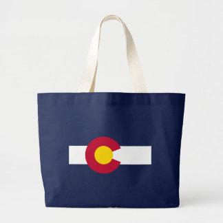 Colorado State Flag blue bag