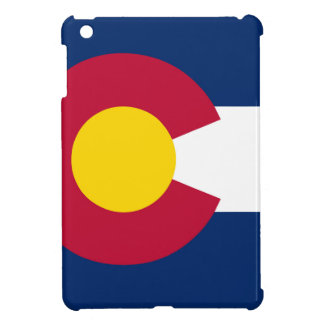 Colorado State Flag Case For The iPad Mini