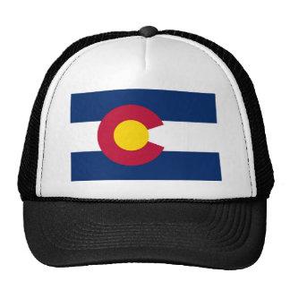 Colorado State Flag Mesh Hat