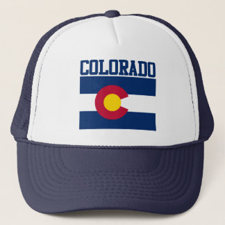 Colorado State Flag Hat