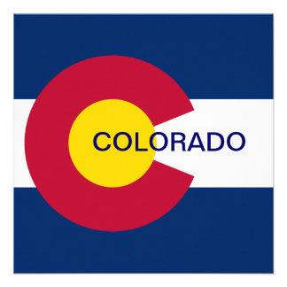 Colorado State Flag Invite