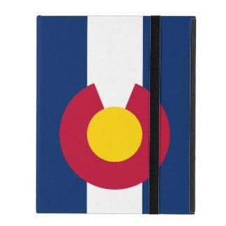 Colorado State Flag iPad Folio Case