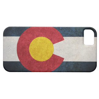 Colorado State Flag iPhone 5 Case