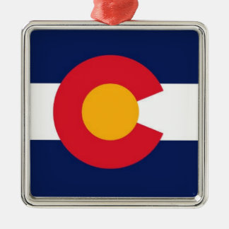 Colorado State Flag Ornament