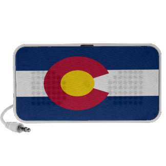 Colorado State Flag Mp3 Speakers