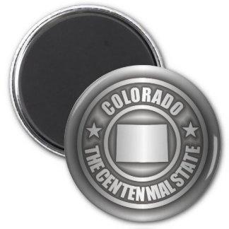 """""""Colorado Steel"""" Magnets"""