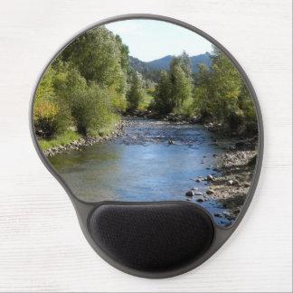 Colorado Stream photo - Estes Park Gel Mouse Pad