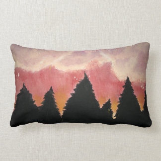 Colorado Sunset Lumbar Cushion