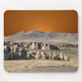 Colorado Sunset Mouse Pad