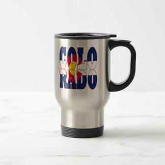Colorado Travel Mug