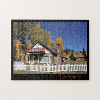 Colorado Twin Lakes Jigsaw Puzzle