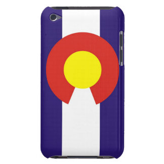 colorado usa state flag case united america barely there iPod cover