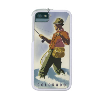Colorado USA Vintage Travel cases iPhone 5 Covers
