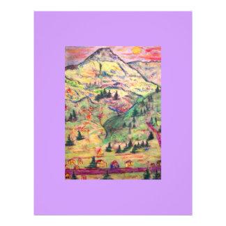 colorado village custom flyer