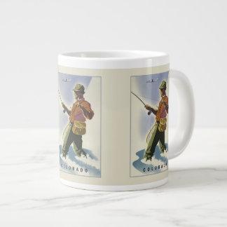Colorado Vintage Travel Poster mugs