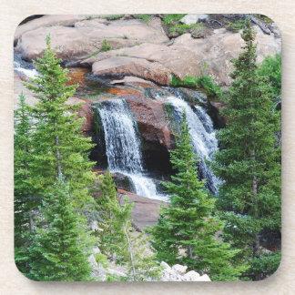 Colorado waterfall coaster
