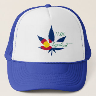 Colorado weed legalization hat
