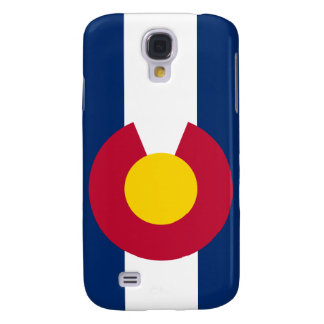 Colorado's Flag Galaxy S4 Case