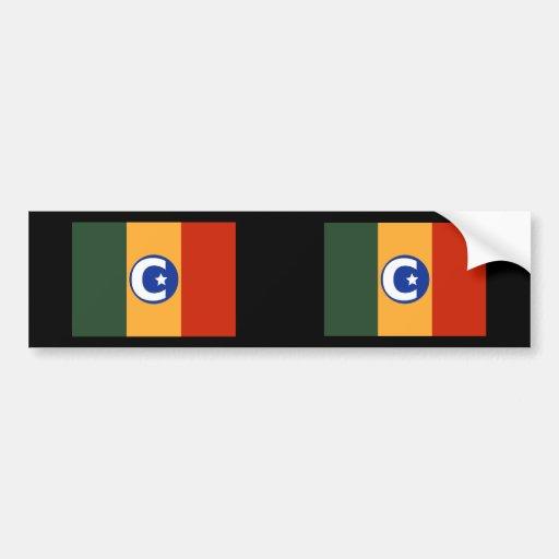 coloraoeste, Brazil Bumper Sticker