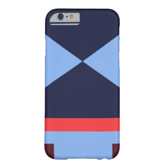 Colorblock 004 barely there iPhone 6 case