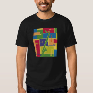 Colorblocks Dark T-Shirt