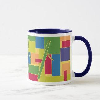 Colorblocks Mug - Bassoon