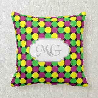 coloré throw pillows