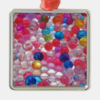 colore jelly balls texture christmas ornament