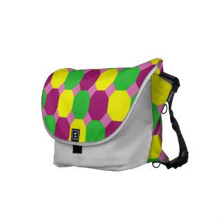 coloré messenger bags