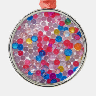 colore water balls Silver-Colored round decoration