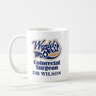 Colorectal Surgeon Personalized Mug Gift