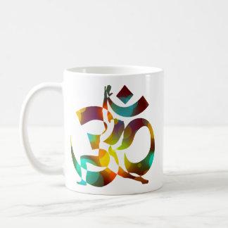 Colored 14 Meditation Coffee Mug