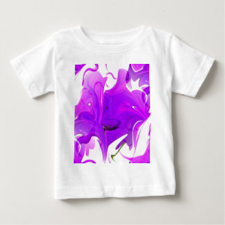 colored background texture baby T-Shirt