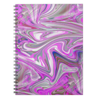 colored background texture notebooks