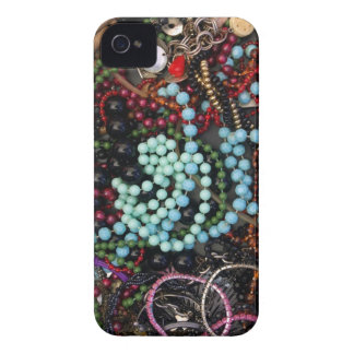 colored beads iPhone 4 case