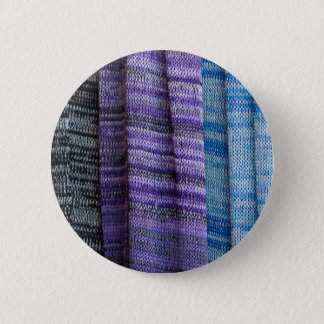 colored cloth 6 cm round badge