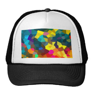 Colored Crystals Cap