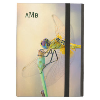 Colored Dragonfly Case For iPad Air