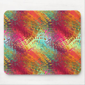 colored glass look mousepad