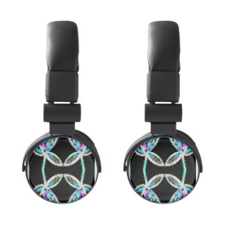 Colored Leaves Headphones