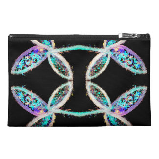 Colored Leaves Travel Accessory Bag