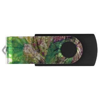Colored Leaves USB Flash Drive
